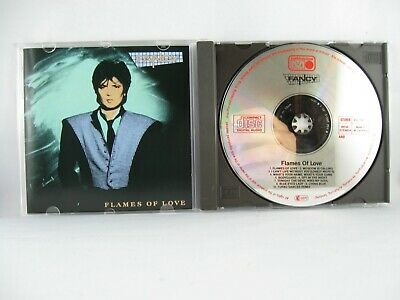 Fancy Flames of love W.Germany PDO cd Metronome