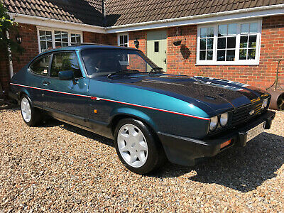 1988 Ford 280 Brooklands Capri 2.8i