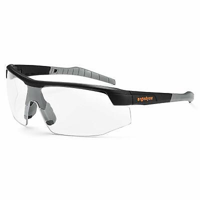 3M 12265-00000-20 Privo™ Safety Glasses With Silver Frame And Clear Anti-Fog