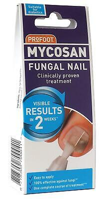 Mycosan Fungal Nail Treatment Treats And Prevents Toenails Thickening Fungus