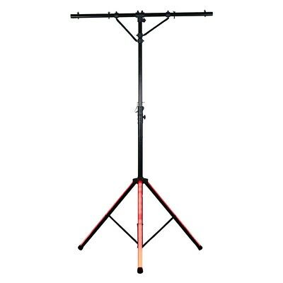ADJ LTS-09 Color T-Bar Tripod Stand with Built-In LED Lighting