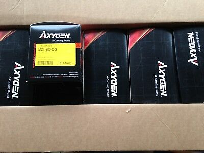 Box 250 -- Corning Axygen 2mL Sterile Clear Microcentrifuge Tubes  MCT-200-C-S