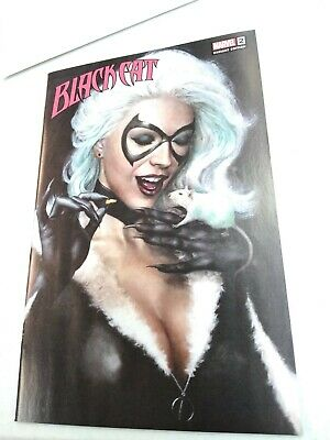 Black Cat #2 Unknown COMICS Mike Choi Variant Trade Dress