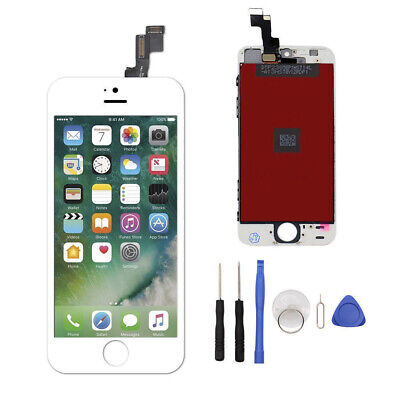 For iPhone SE 5SE LCD Touch Digitizer Display Screen Replacement Full Assembly