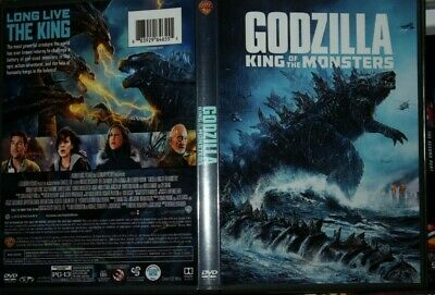 Godzilla: King of The Monsters (DVD/2019)