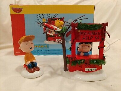 DEPARTMENT 56 PEANUTS BEST PALS COLLECTIBLE FIGURINE 56.59098