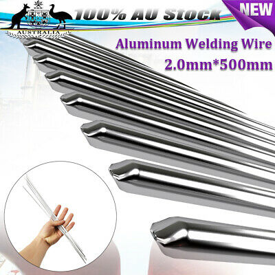 100/50/20/10PCS 2mm*500mm Low Temperature Aluminum Welding Rod Tool AU