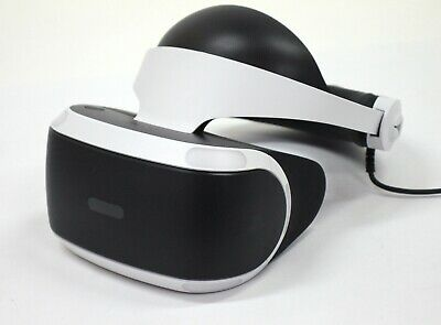Sony PlayStation VR Headset Version 2 with Camera for PS4 (CUH-ZVR2)