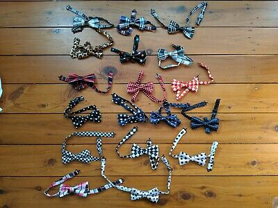 New Boys Toddler Infant  Bow Ties Various Colours Polyester