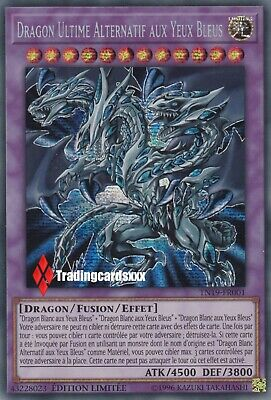 ♦Yu-Gi-Oh!♦ Dragon Ultime Alternatif aux Yeux Bleus: TN19-FR001 -VF/Secret Rare-