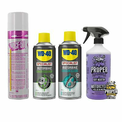 Commuter Cleaning&Protection Kit-ACF-50,Proper Cleaner,WD40