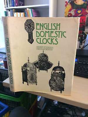 Cescinsky & Webster: English Domestic Clocks 1969 Very Good Horology Collectible
