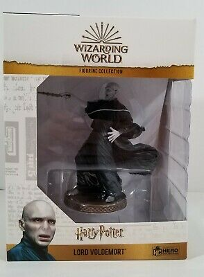 Harry Potter Lord Voldemort Figurine Collection Wizarding World EAGLEMOSS