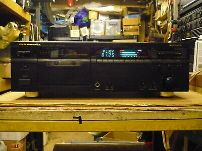 Marantz SD-50 Cassette Deck (Just Serviced, Good Condition)