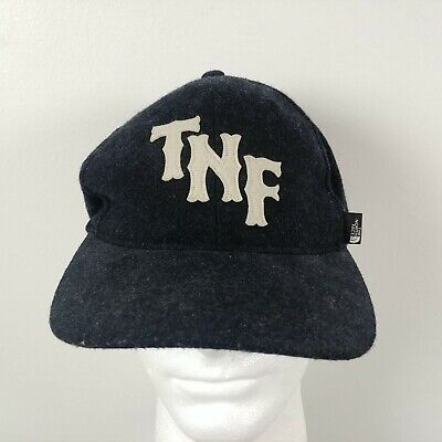 The North Face TNF Wool Blend Hat Cap Flexfit L-XL Large - Extra Large Gray