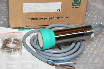 Pepperl & Fuchs Ultrasonic Sensor UB4000-30GM-H3 -032885 New