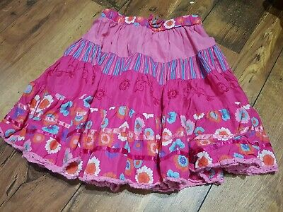 Girls Pink skirt from Matalan Age 3 Years
