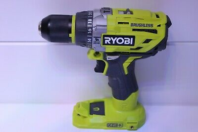 FOR PARTS - Ryobi One+ P251 18v BRUSHLESS Hammer Drill Dated 2018