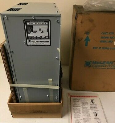 McLean 24-0216-G007 Electronic Enclosure Air Conditioner