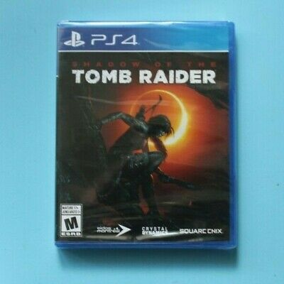 Shadow of The Tomb Raider PS4 BRAND NEW