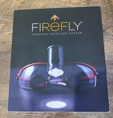 Denmat Firefly Wireless Cordless Headlight for Dental Medical Surgical Loupes