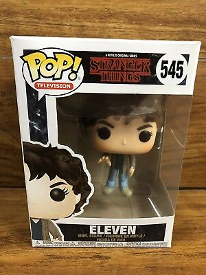 Funko Pop ELEVEN #545 Stranger Things