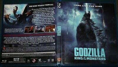 Godzilla: King of The Monsters (Blu-ray/2019)
