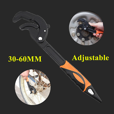 Adjustable Multi-Function Water Pipe Wrench Fast Spanner Hand Tools For Garden