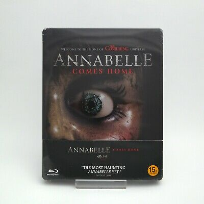 Annabelle Comes Home - Blu-ray Steelbook (2019)