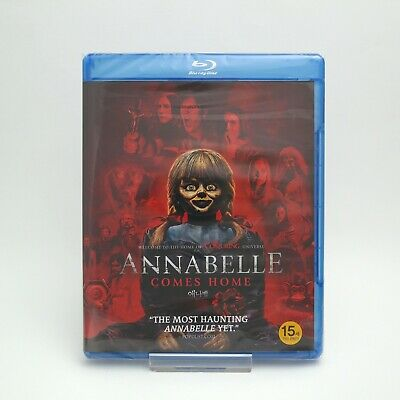 Annabelle Comes Home - Blu-ray, DVD (2019) / Pick format