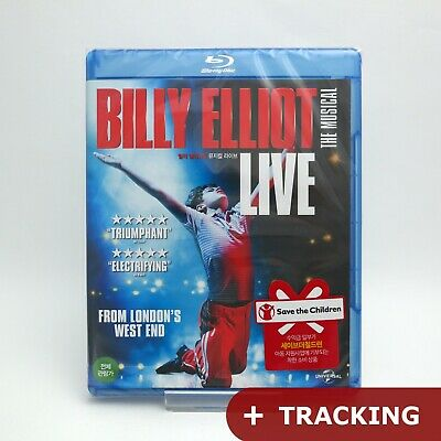 Billy Elliot: The Musical Live - Blu-ray, DVD (2016) / Pick format