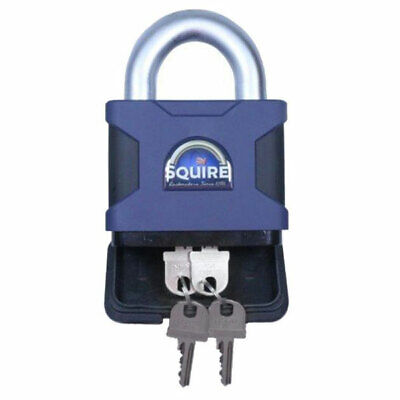Squire Stronghold 100mm CEN 6 Padlock (SS100S)