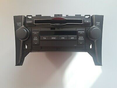Original Lexus CD-Radio 86120-50F40-1 8612050F401