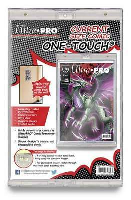 ONE-TOUCH Current Size Comic UV Magnetic Holder - Ultra Pro 84735-UV