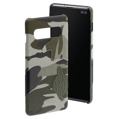 Coque Camouflage Gal S10 + V