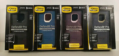 "NEW Rugged Case by Otterbox Defender PRO for 5.8"" Samsung Galaxy S9 MULTI-COLOR"