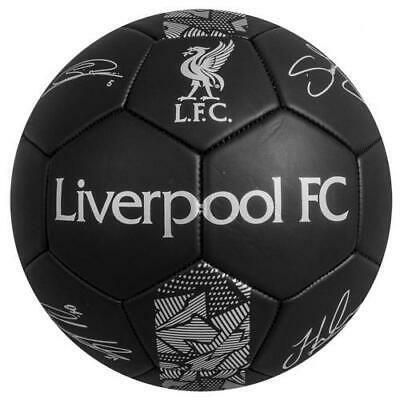 Liverpool Fc Phantom Design Size 5 Signature Football - Official Gift