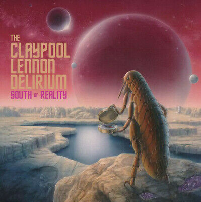 CD The Claypool Lennon Delirium ‎– South Of Reality (2019) Fast FREE Shipping