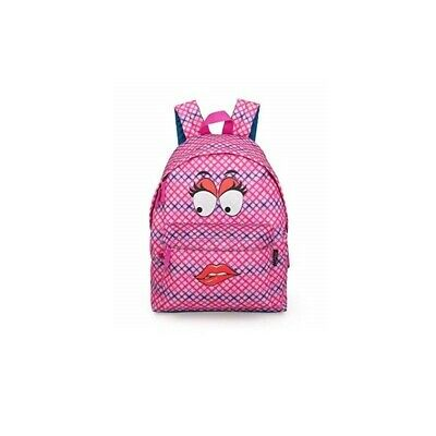 EASTWICH teenager backpack pink and blue