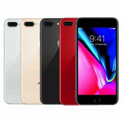 Apple iPhone 8 Plus 64GB Gold/Black/Silver Colours  Unlocked 12M WARRANTY