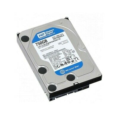 "HDD Hard Disk Western Digital WD 750GB SATA 7200RPM 3,5"" WD7500AALX Desktop"