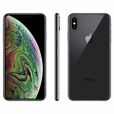 iPhone XS Max 64GB Gray (Boost Mobile) Excellent Condition