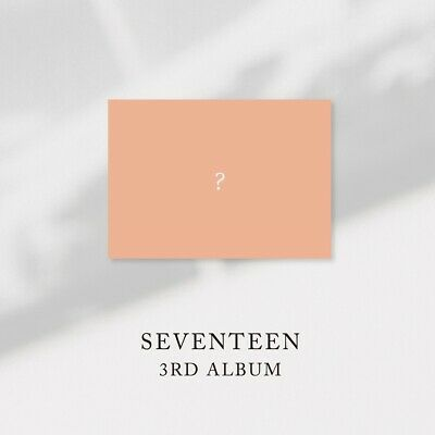 [KIHNO] SEVENTEEN - An Ode (Vol.3)  KIT ALBUM+27Photocards+Free Gift+Tracking no