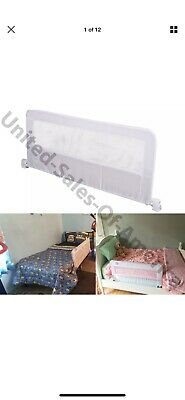 Safety Bed Rail Toddler Beds Regalo Swing Down Children Secure Sleep Lightweight
