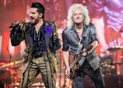 Queen Adam Lambert Melbourne FLOOR Tickets