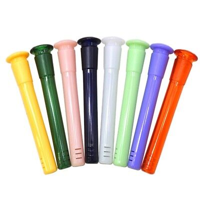 140MM Joint Acrylic Plastic Downstem Diffuser 14mm 18mm For Glass Water Applied