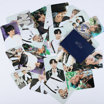 8pcs/set BTS Bangtan Boys 5th Muster HD Polaroid Photocards SUGA V Photo Cards