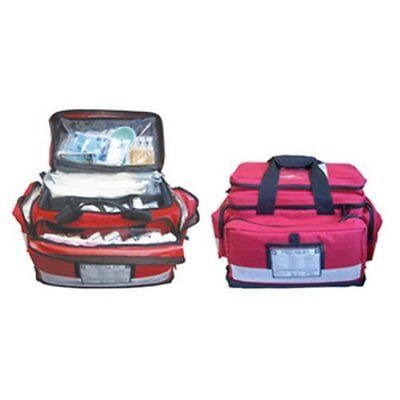 High Risk First Aid Kit Complete Set In Portable Bag