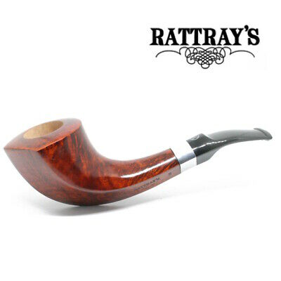 NEW Rattray's - Icebreaker- Terracotta - Smooth 9mm Filter Pipe