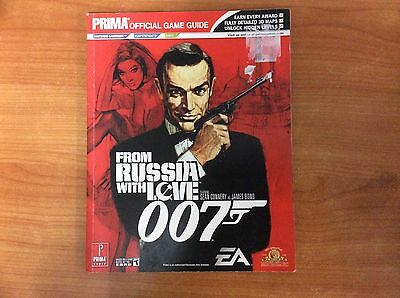 Prima Official Game Guide - 007: From Russia With Love - Multi-Platform